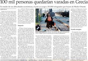 160306 El Mercurio refugee crisis RG